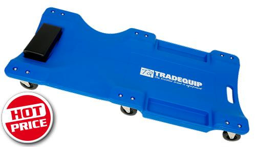 TRADEQUIP MOULDED MECHANICS CREEPER 130KG
