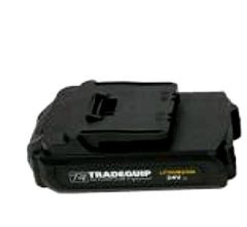 SPARE BATTERY FOR 9845 TRADEQUIP  CORDLESS IMPACT WRENCH 1/2""