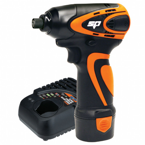 "SP Tools Max Drive 12v 1/4"" Hex Mini Impact Driver 2.0Ah Lithium"