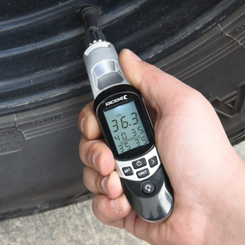 K8310 Kincrome Smart Tyre Gauge Hot Price!