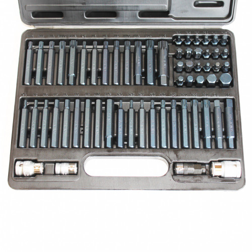 SP Tools 60pce Hex Torx & Tamperproof Set