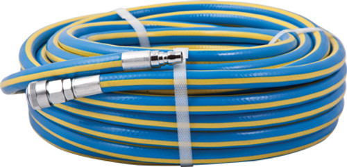 Geiger Larger Air Hose 12mm x 30m Length With Couplings