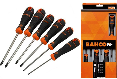 BAHCO MECHANICS SCREWDRIVER SET. Hot Price