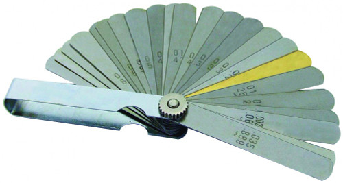 SP Tools 32pc Feeler Gauge Set