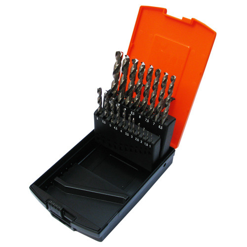 SP Tools Trade Quality 19 Pce HSS Drill Bit Set.