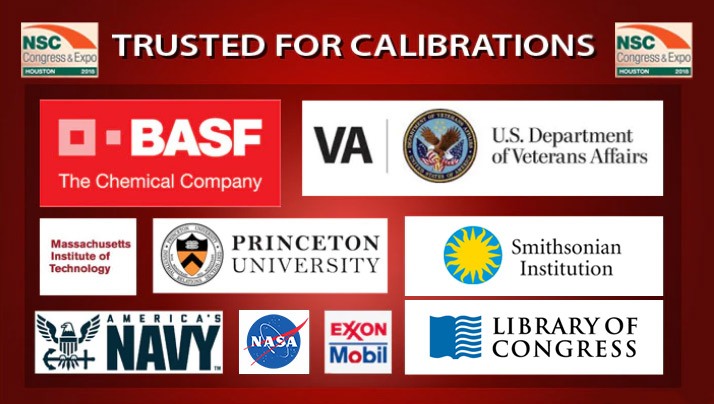 calibration gas supplier for gas mixtures