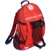 Empty Trauma Back Pack- Orange (empty)