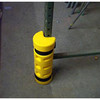 """Pallet Rack Protector 3"""" for End of Rack"""