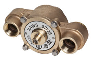 Haws Thermostatic Mixing Valve, flows to 78 GPM