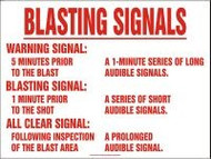 Blasting Signals... Big Signs