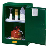 Justrite Pesticide Safety Cabinet- 12 Gallon 891224