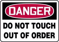 Danger - Do Not Touch Out Of Order