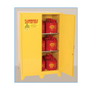 Eagle 90 Gallon Tower Safety Cabinet- with Legs