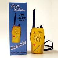 Commander Walkie Talkie KF100 Two Way Radio (set of 2)
