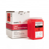 Sharps Retrieval Program 1 Quart