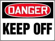 Danger Keep Off 1