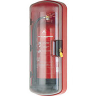 ToughStore Plastic Fire Extinguisher Cabinet