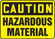 Caution - Hazardous Material