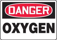 Danger - Oxygen