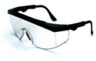 Crews Safety Glasses Tomahawk Black Frame/ Clear Lens (12 Pair)