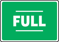 Full Sign -Green