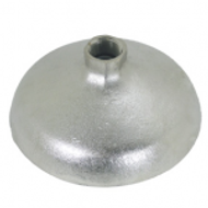 Speakman Cast Iron Deluge Impeller Action Showerhead