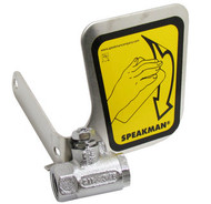 "Speakman Emergency Eyewash Parts- 3/8"" Ball Valve Assembly"
