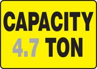 Capacity ___ Ton 1