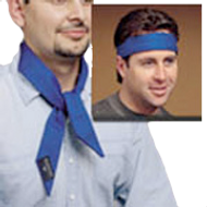 Cool Off Cooling Neck Wrap- Royal Blue (250 Cool Offs)