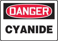 Danger - Cyanide