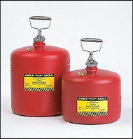Eagle Type I Poly Safety Can RED 3 Gallon