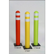 Eagle Post Delineator- Yellow