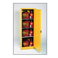 Eagle 24 Gallon Flammable Storage Cabinet-Spacesaver
