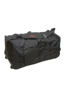 Wheeled Gear Bag- black large