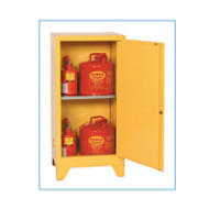 Eagle 16 Gallon Flammable Storage Cabinet-with legs