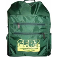CERT Backpack (4 Empty Backpacks Per Order)