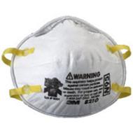Respirator - 3M Respirator 8210  20/box