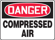 Danger - Compressed Air