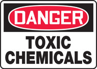 Danger - Toxic Chemicals
