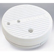 Ionization Smoke Alarm with Hush + Lithium Battery