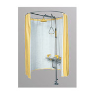 Emergency Shower Curtain