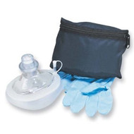 CPR Mask MDI  - Blue Case