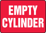 Empty Cylinder