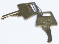 Master Key For American Lock- Color Coded- Aluminum Padlocks
