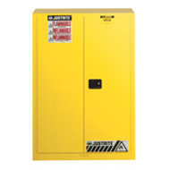 Justrite Flammable Storage Cabinet  90 Gallon