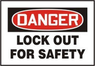 Danger Lockout For Safety