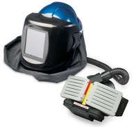 EZ Air Pro PAPR Shield with BLACK Welding Helmet 9934-WB
