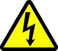 Electric Voltage Hazard
