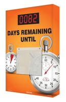 Countdown Scoreboard Digi Day PLUS- #### Days Remaining