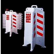 Eagle Portable Barricade System- Fire Sheeting